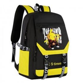 皮卡丘双肩包小学生书包旅行包背包大容量学生书包男女