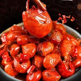 麻辣小龙虾尾即食熟食新鲜