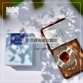 梦工场精品挂滤泡式耳咖啡新鲜现磨手冲咖啡10小包