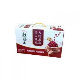 特价可口可乐粗粮王红豆谷物浓浆
