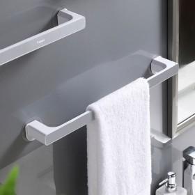 领券下单 毛巾架 免打孔卫生间置物架
