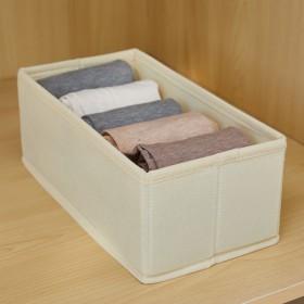 布艺内衣收纳盒 内裤袜子盒 整理盒