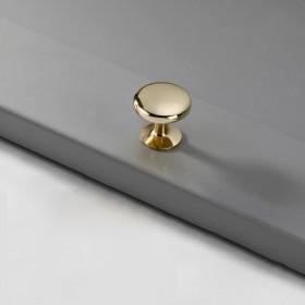 轻奢金色衣柜门拉手现代简约橱柜柜子把手北欧抽屉单孔