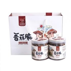 香菇脆儿童零食1罐装