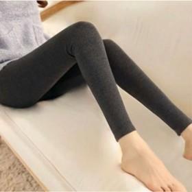 新款秋裤女内穿纯棉秋季高腰薄款九分打底裤可外穿紧身