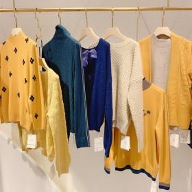 羊绒衫女100纯羊绒妈妈款时尚新款洋气精纺羊绒衫