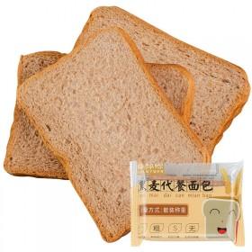 黑麦全麦代餐面包500g