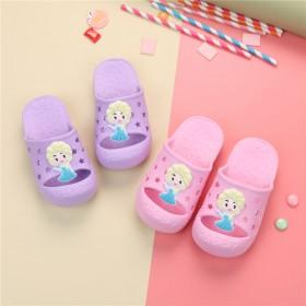 儿童拖鞋夏女童室内家用小孩小童家居浴室防滑软底