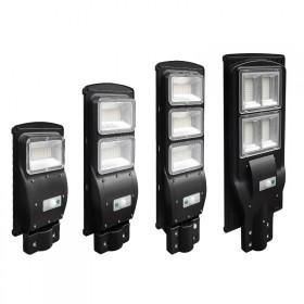 新款智能太阳能灯户外防水路灯欧式壁灯人体感应庭院灯