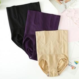 产后收腹内裤女高腰美体塑身裤