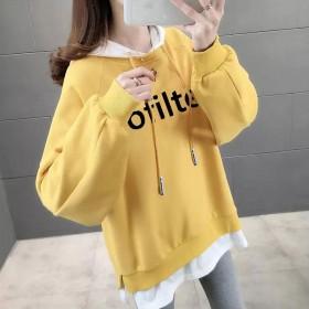 春装卫衣女2021新款韩版