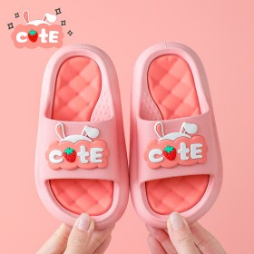儿童拖鞋夏女童防滑软底室内宝宝浴室小孩中大童凉拖鞋