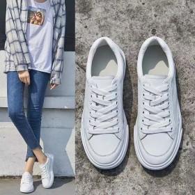 真皮经典小白鞋2021春季新款街拍鞋