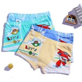 4条儿童内裤平角裤