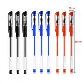 6支不同中性笔随机发货,非常好写