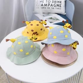 婴儿帽子宝宝盆帽