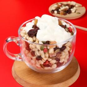 马来西亚进口水果麦片即食营养早餐干吃冲调泡酸奶