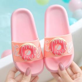 女童拖鞋可爱甜甜圈亲子母女