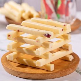 内蒙特产无蔗糖原味奶酪条