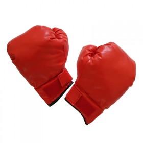 儿童手套散打拳击手套跆拳道搏击运动手套健身道具幼儿