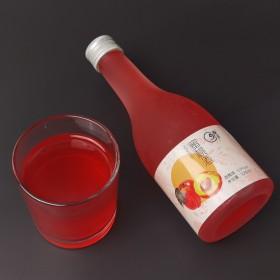 果酒320ml单支少女心蜜桃味