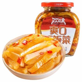 吉香居欢味下饭菜380g榨菜芯下饭菜