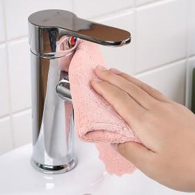 百洁布洗碗巾不沾油加厚双面双色独立包装厨房清洁洗