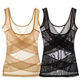 四季可穿薄款塑身内衣女产后收腹塑形紧身衣托胸美超