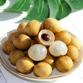新鲜泰国进口龙眼鲜桂圆净重5斤整箱装热带水果现摘现