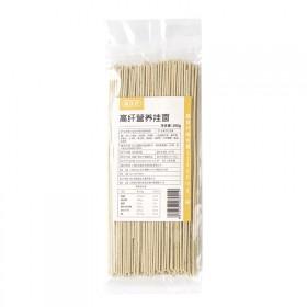 益生纤面条低gi低脂食品杂粮粗粮荞麦待煮拉面条挂面