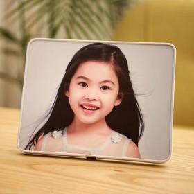 洗照片定制相框摆台创意儿童可爱宝宝相架婚纱冲印家居
