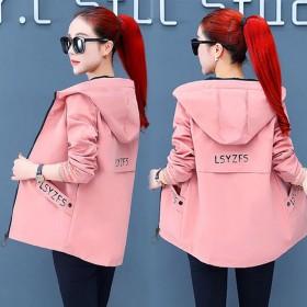 春秋短款小外套韩版女装上衣棒球服夹克秋季外套