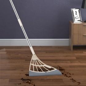韩国黑科技扫地扫把家用笤帚软毛不粘头发拖...