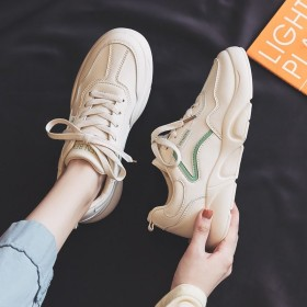 春季新款小白鞋女百搭运动鞋i