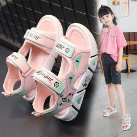 童鞋女童凉鞋2021夏季新款儿童公主鞋