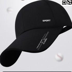 京东AA帽子男棒球帽遮阳帽