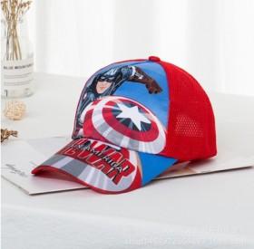 儿童帽子遮阳休闲帽