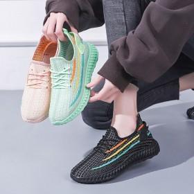 女鞋新款春季单鞋夏季网面运动鞋跑步鞋透气轻便女IN