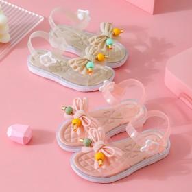 女童凉鞋夏季可爱时尚韩版