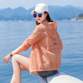 小雏菊防晒衣女防紫外线长袖夏薄外套洋气防晒服