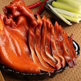 五香猪耳朵500g卤味熟食真空凉拌凉菜猪耳猪头肉下