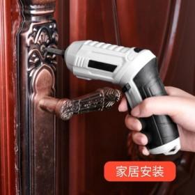 家用手电钻电动螺丝刀锂电池