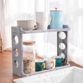 调料置物架台面调味品架调味料架子厨房用品