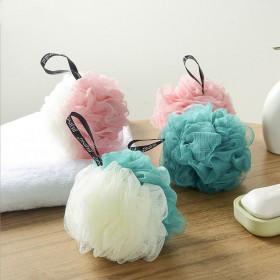 大号沐浴球成人不散儿童浴花洗澡神器泡澡淋浴搓背用品