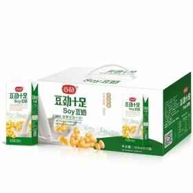 10盒250ml豆奶饮料
