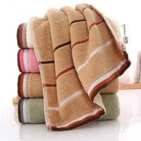 纯棉毛巾家用加厚吸水洗脸面巾地摊货源礼品礼盒刺绣
