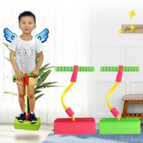 闪光青蛙跳玩具儿童长高幼儿园感统训练器材蹦蹦跳户外