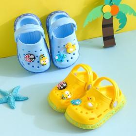 儿童洞洞鞋宝宝拖鞋夏季