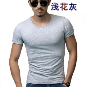 内涵段子男衣服网红个性带字T恤