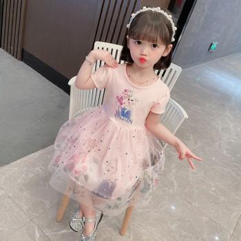 童裙子2021年新款夏装